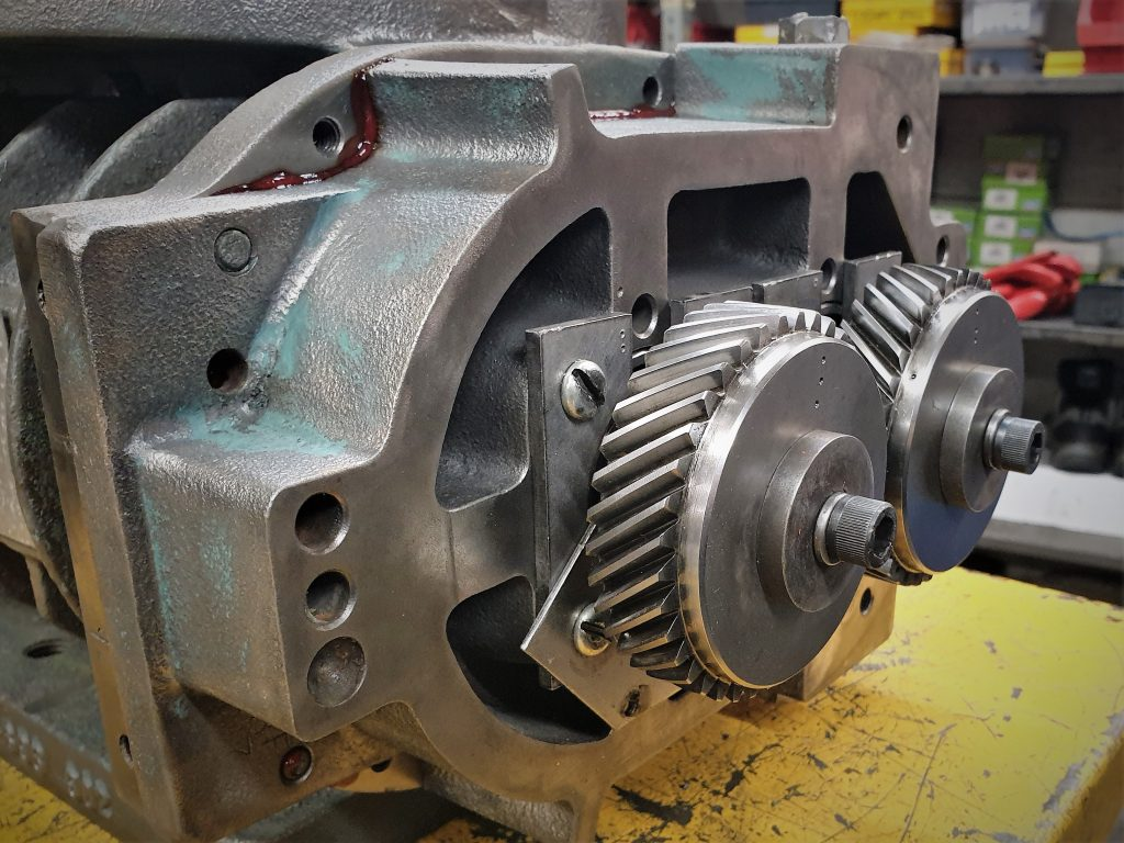 stokes 310 timing gears